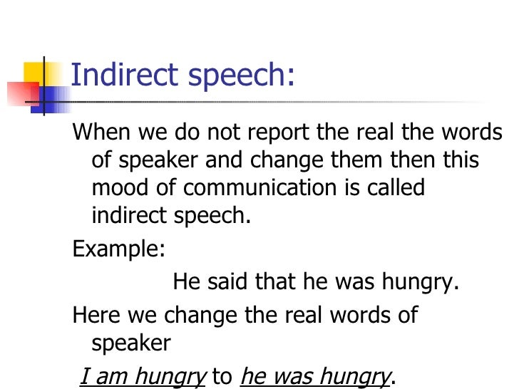 indirect vs direct presentation essay People invited to a presentation do not need a prezi account transcript of direct and indirect characterization direct vs indirect.
