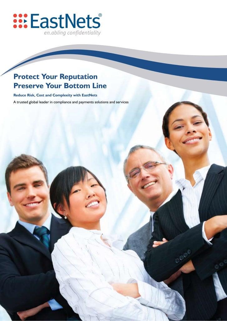 EastNets Company Profile 2012