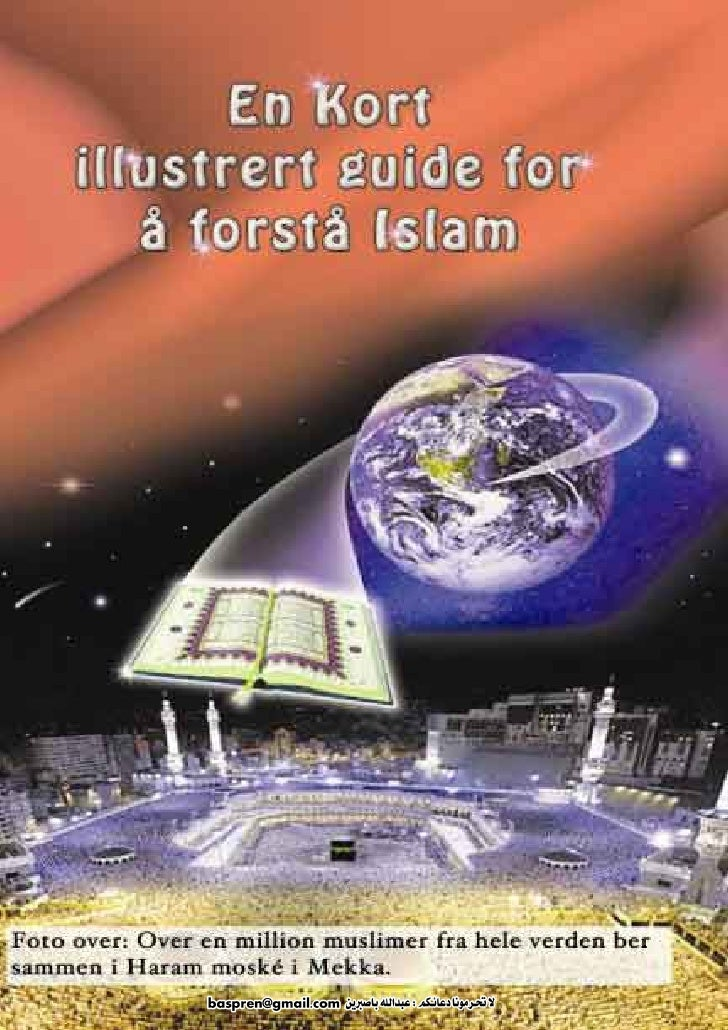 En Kort Illustrert Guide For Forst Islam Norwegian