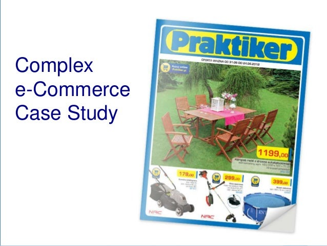 Complex e-Commerce Case Study