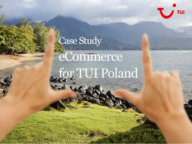 Case study: Conversion optimization (CRO), AdWords optimization - TUI