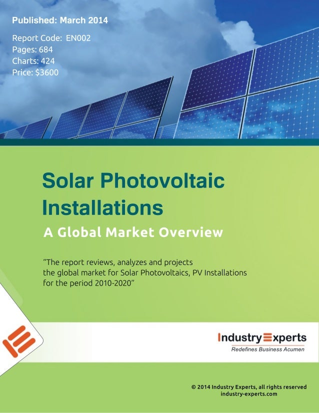 En002 solar-photovoltaic-installations a-global-market-overview