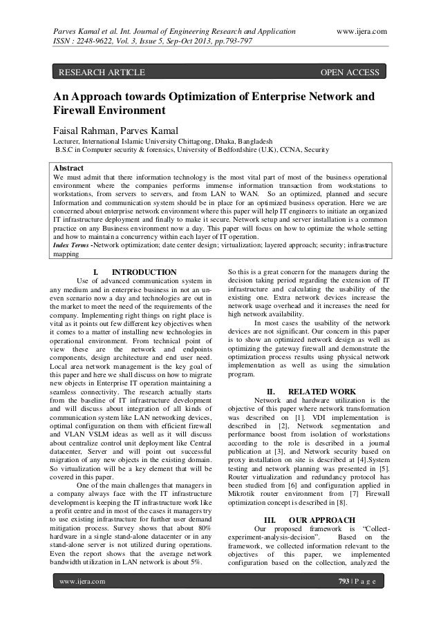 Parves Kamal et al. Int. Journal of Engineering Research and Application ISSN : 2248-9622, Vol. 3, Issue 5, Sep-Oct 2013, ...