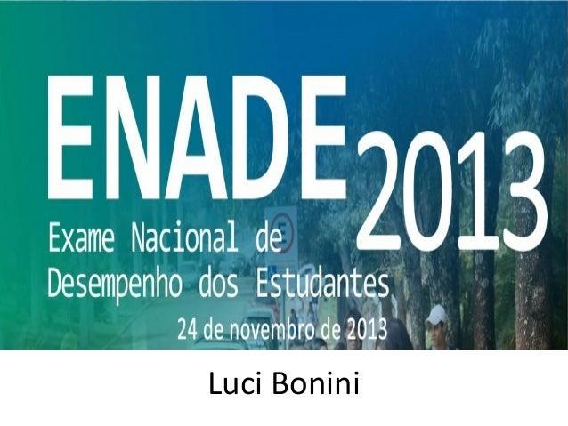 Luci Bonini