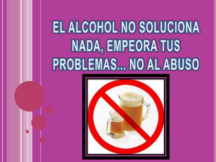 Raskodirovka de la dependencia alcohólica