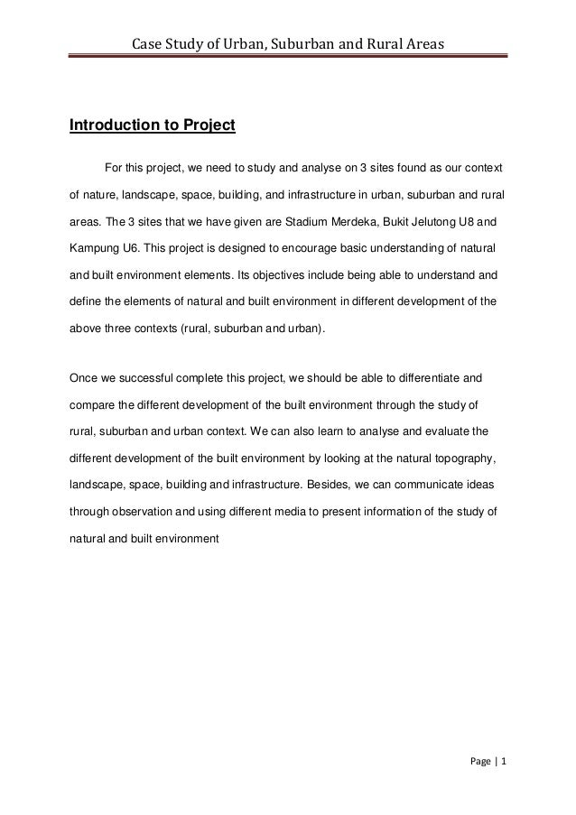 ENBE CASE STUDY