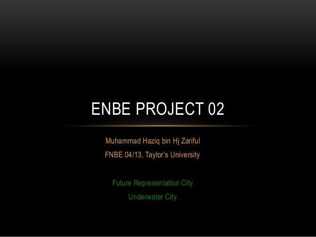 Enbe project 2