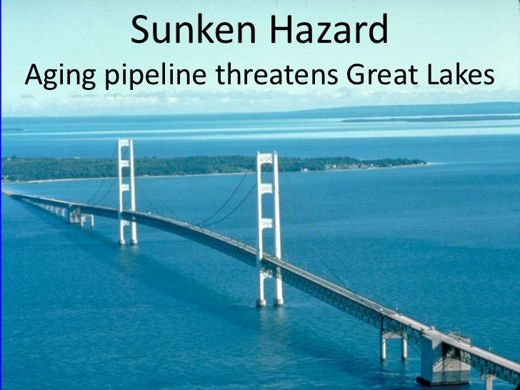 Oil Pipelines in the Great Lakes, Threats and Solutions-Alexander, 2012