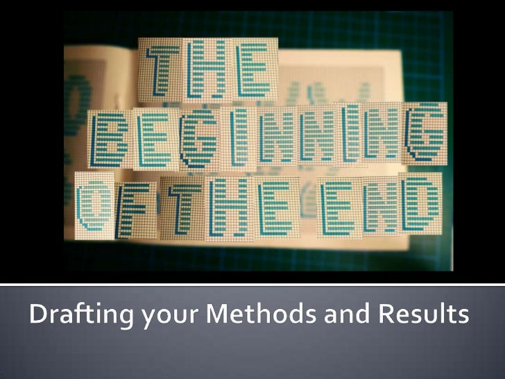 Enc 1102  methods and results