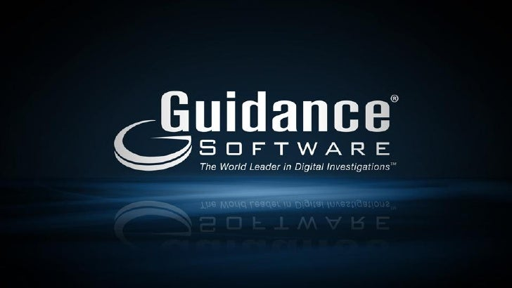 Encase V7 Presented by Guidance Software   august 2011