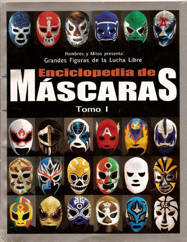 Enciclopedia De Las Mascaras