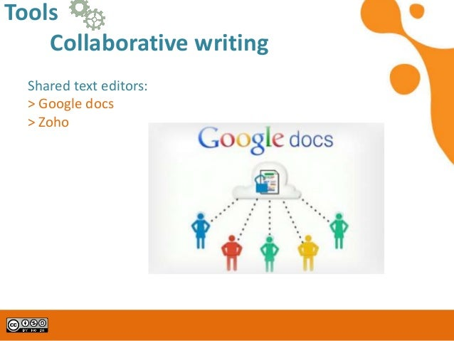 collaborative writing tool New week, new exciting tasks this week i have been exploring some digital tools for collaborative writing in the english class the first activity.