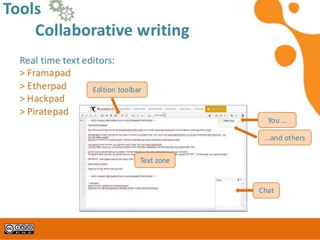 collaborative writing vs individual writing Collaborative vs individual task planning and iranian efl made a distinction between collaborative and individual that collaborative writing improved.