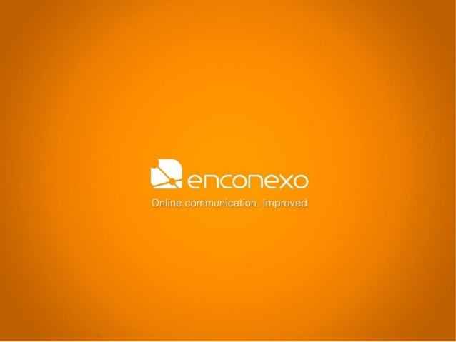 Enconexo Lab: Analítica web para bloggers.