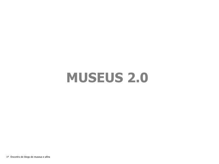 MUSEUS 2.0