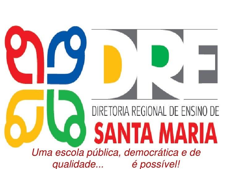 Encontro com profissionais readaptados da educação - DRE Santa Maria