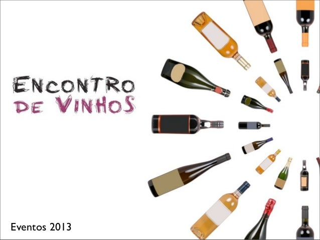 Encontro de Vinhos 2013