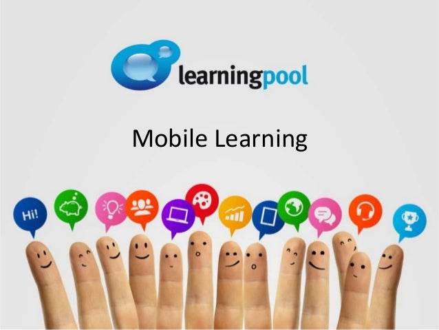 Encore learning pool mobile learning solution