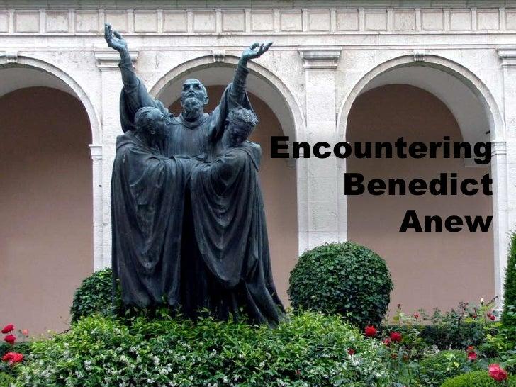 Encountering Saint Benedict in Context