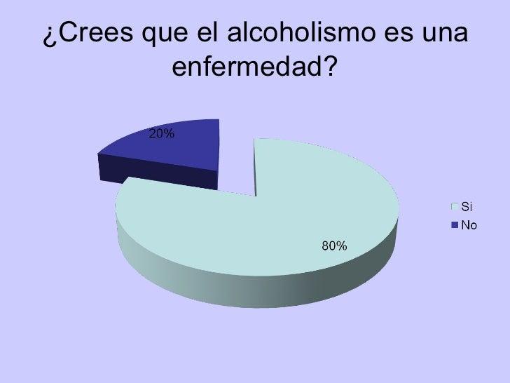 La codificación larga del alcoholismo
