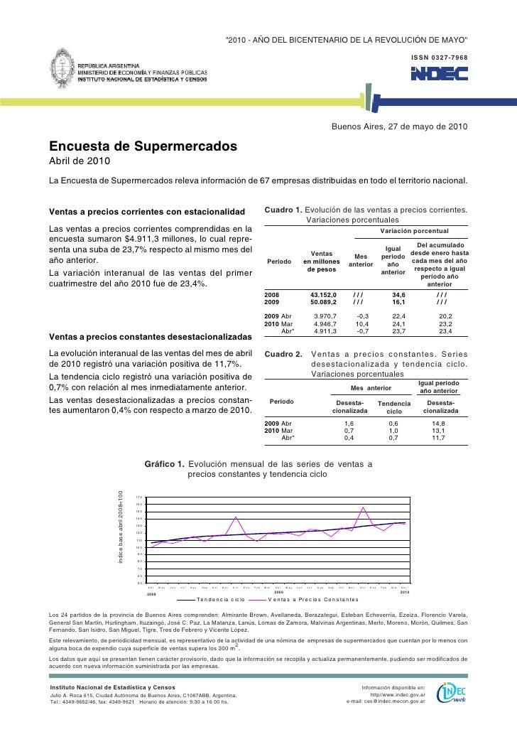 """""""2010 - AÑO DEL BICENTENARIO DE LA REVOLUCIÓN DE MAYO""""                                                                    ..."""