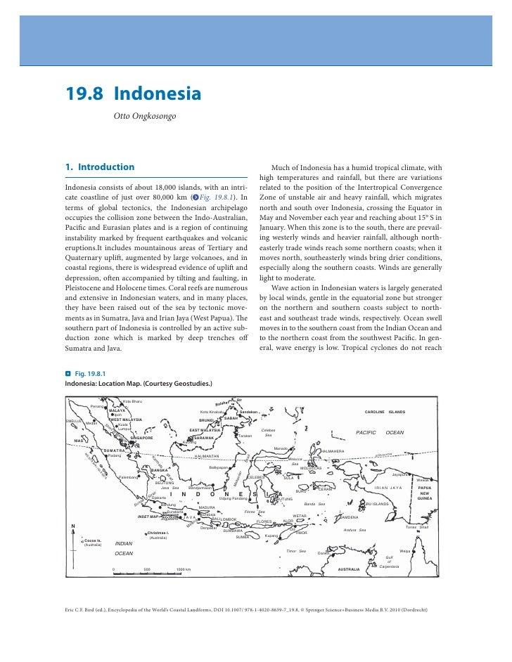 19.8 Indonesia                                   Otto Ongkosongo1. Introduction                                           ...