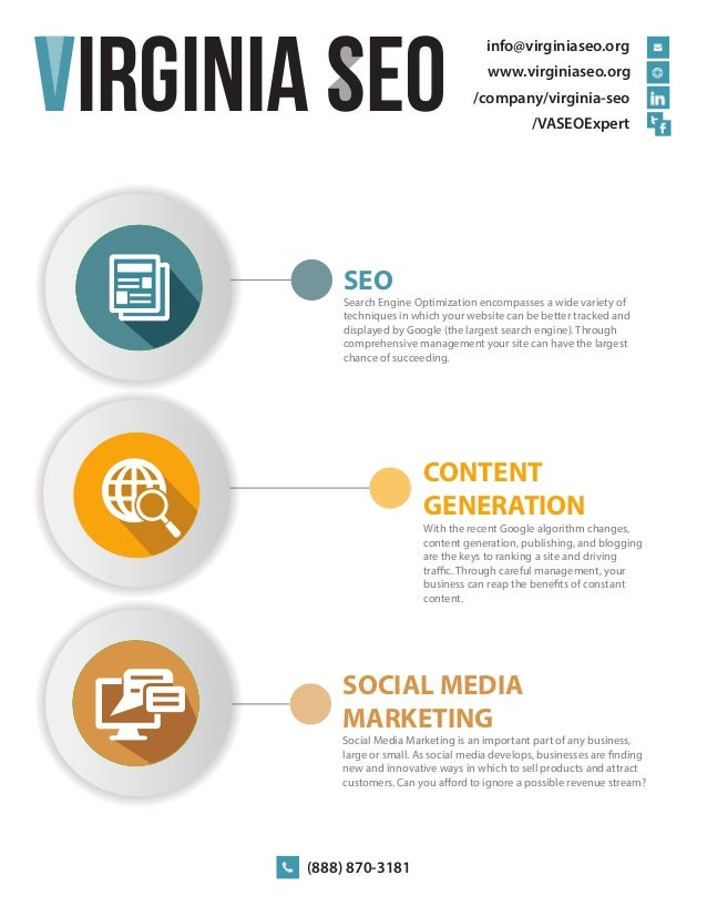 VIRGINIA SEO  info@virginiaseo.org www.virginiaseo.org /company/virginia-seo /VASEOExpert  SEO  Search Engine Optimization...