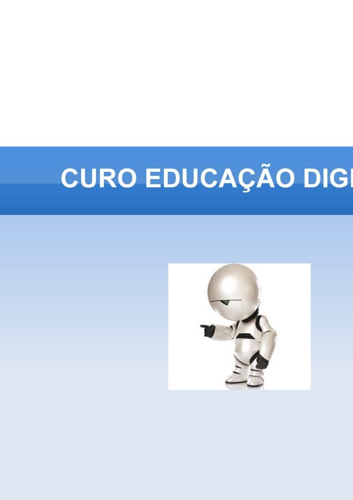 CURO EDUCAÇÃO DIGITAL