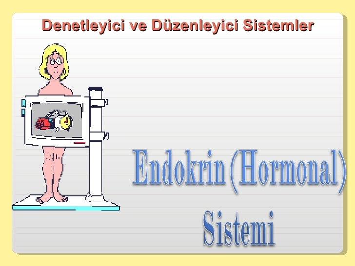 Denetleyici ve Düzenleyici Sistemler