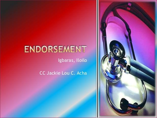 Igbaras, Iloilo CC Jackie Lou C. Acha