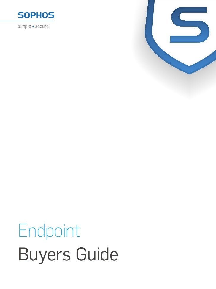 EndpointBuyers Guide