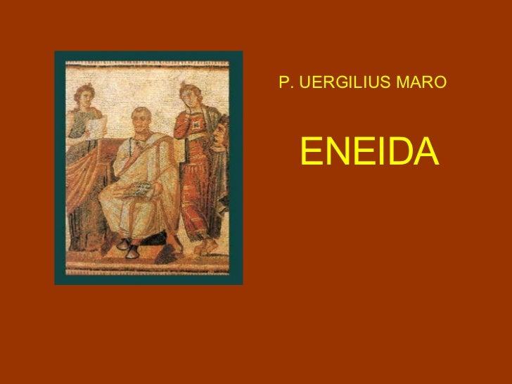 P. UERGILIUS MARO ENEIDA