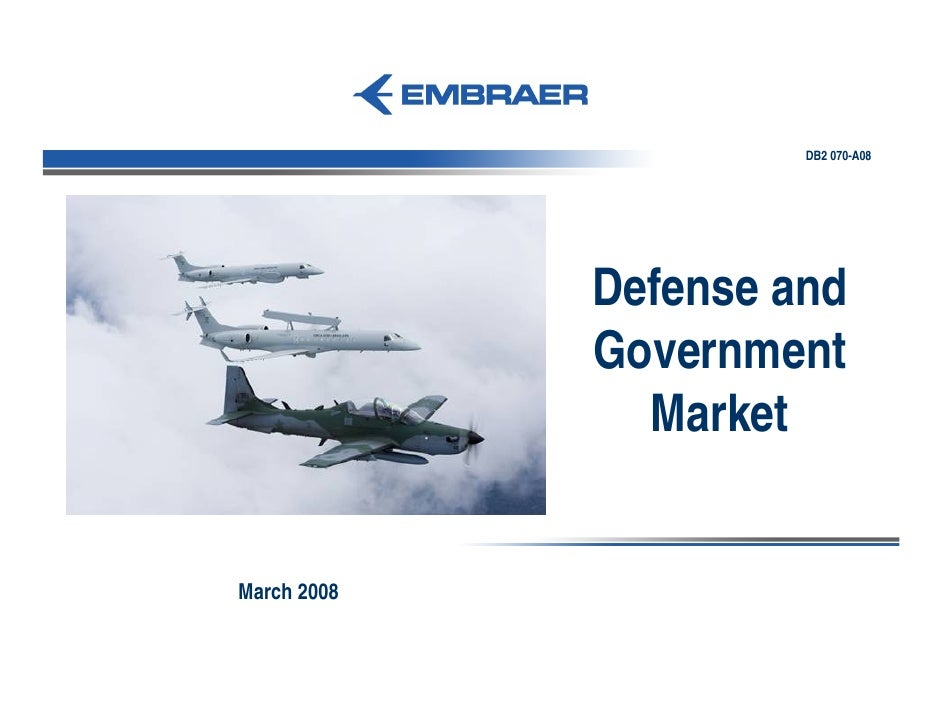 DB2 070-A08                  Defense and              Government                Market   March 2008