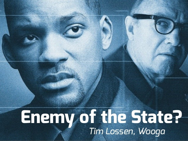 Enemy of the State? Tim Lossen, Wooga