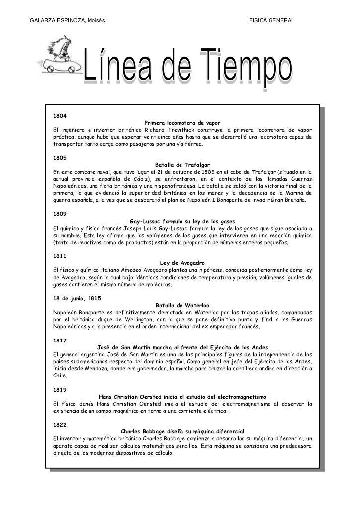 GALARZA ESPINOZA, Moisés.                                                            FISICA GENERAL       1804            ...