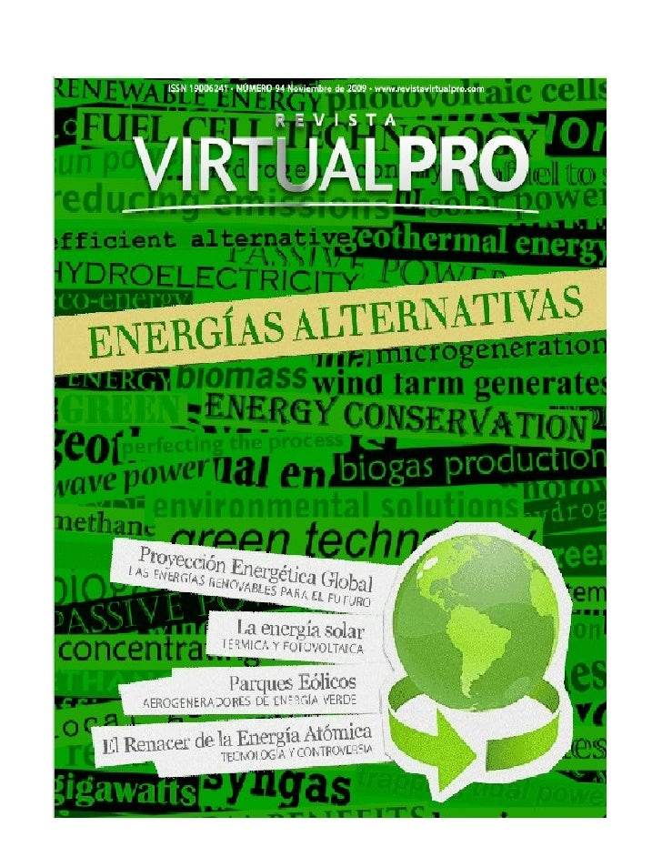 Energias Alternas