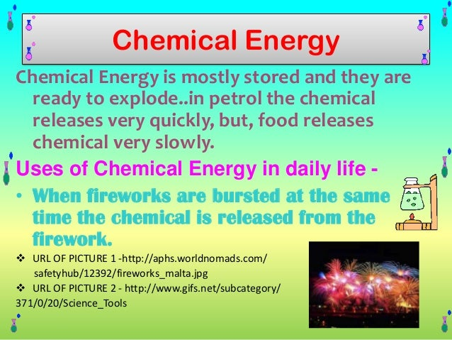 use of chemistry in day to day life
