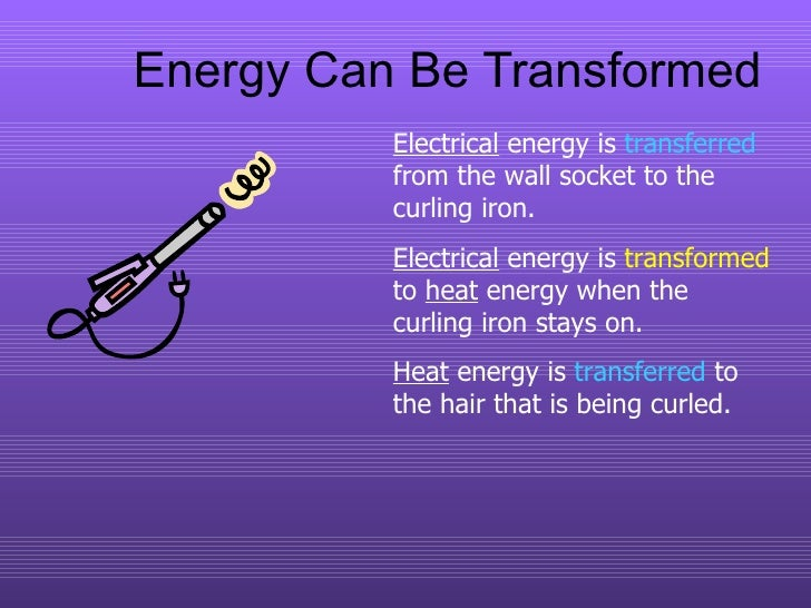 Energy What Every 5th Grader Should Know