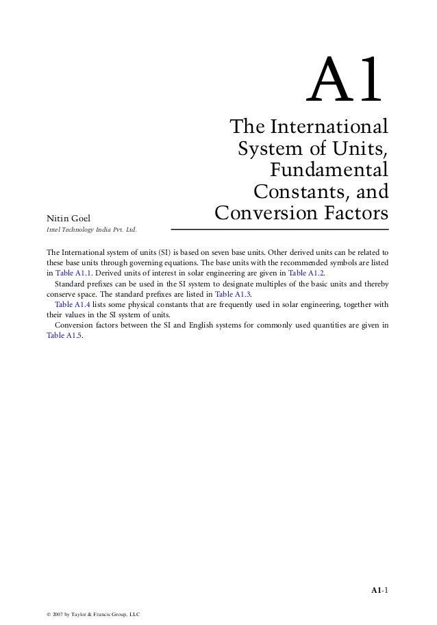 A1                                                     The International                                                  ...