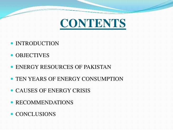 power crisis in pakistan essay Energy crisis in pakistan essay sample exhausting of energy resources of the world  shortage of energy in pakistan leading factors govt.