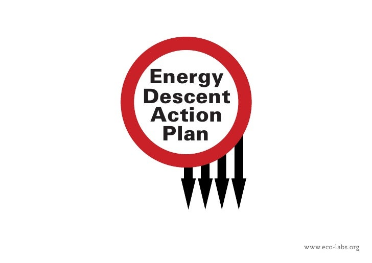 Energy Descent Action  Plan               www.eco-labs.org