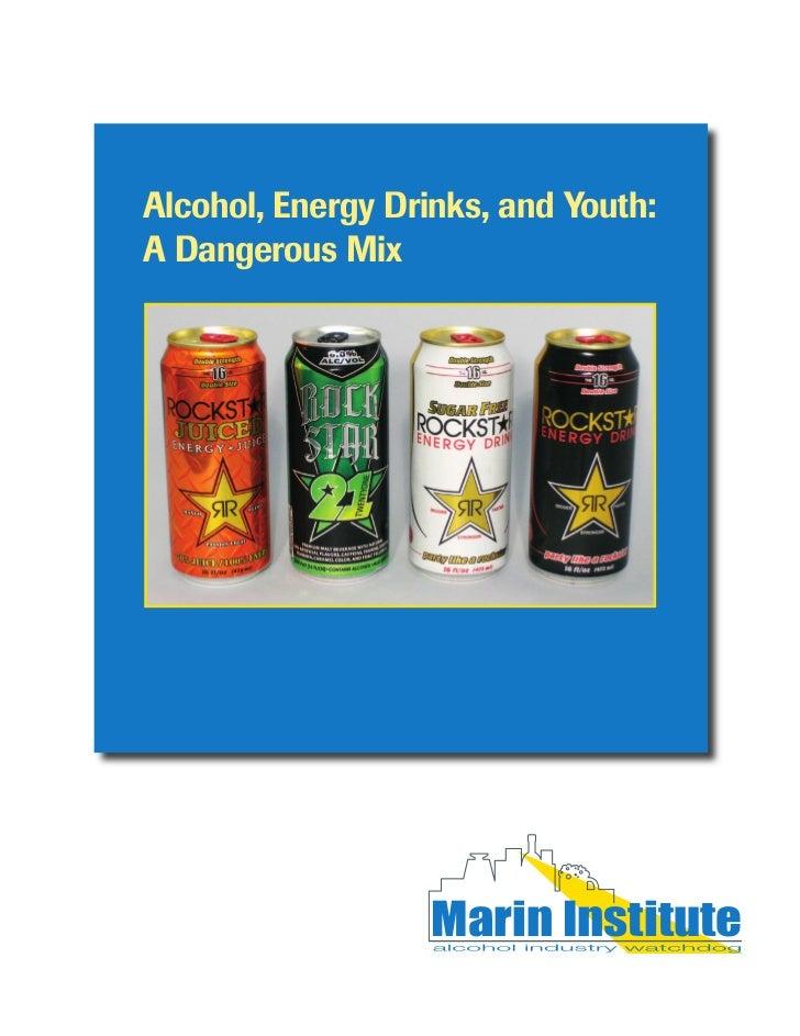 Energy drinkreport