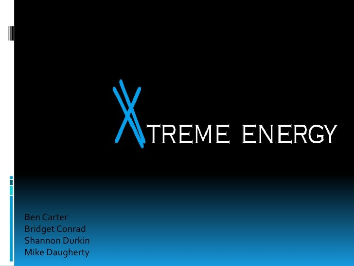 Xtreme Energy