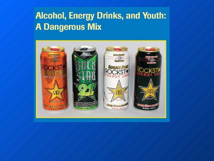 Energy Drinks Complete Powerpoint Final