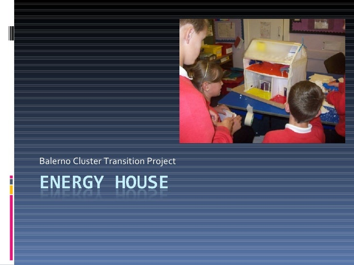 Energy house   2