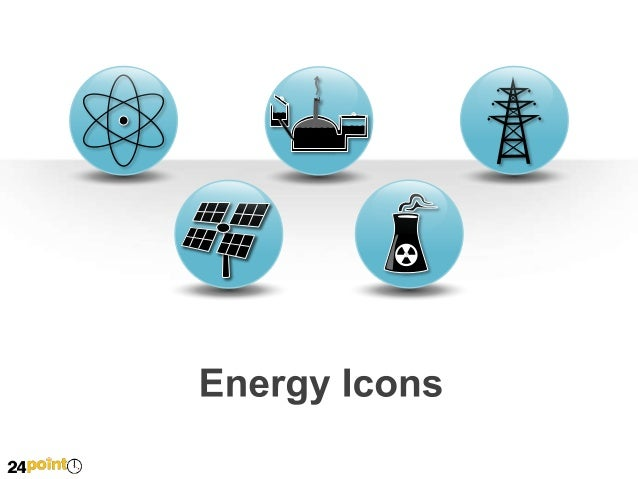 Energy Icon PowerPoint