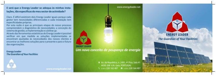 Energy Leader Desdobrável
