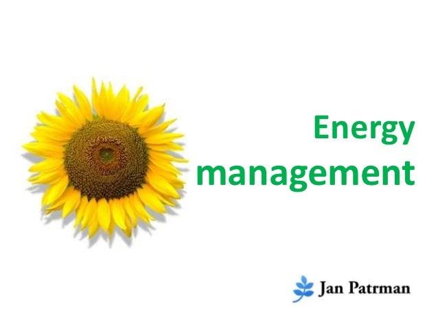 Energy management pro Inner Winner
