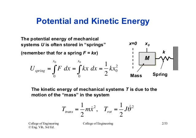 How to Calculate Kinetic Energy foto