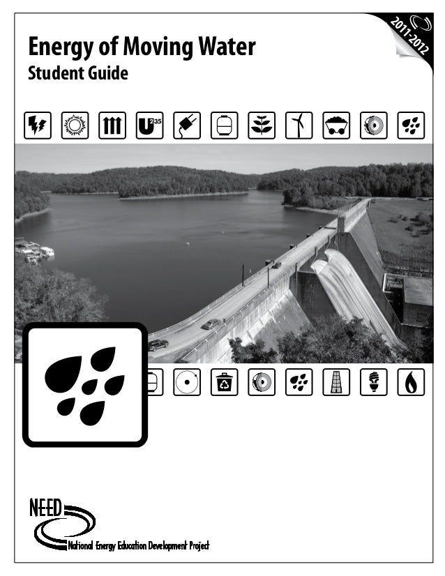 Energy of Moving WaterStudent Guide